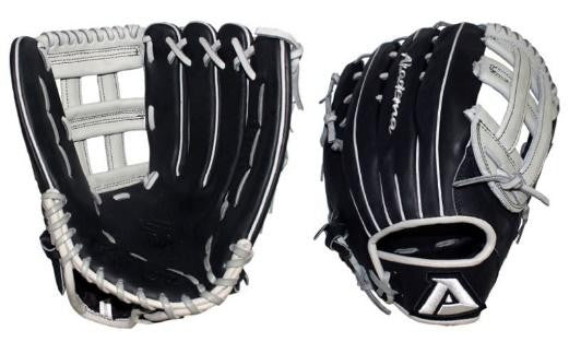 GW-RTP: Akadema 12.75 INCH PATTERN, H WEB, DEEP POCKET. DESIGNED FOR OUTFIELD-GloveWhisperer, Inc