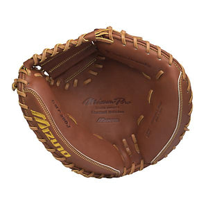 "GW-RTP: Mizuno PRO LIMITED EDITION BASEBALL CATCHER'S MITT 33.5""-GloveWhisperer, Inc"