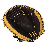 "GW_RTP_RS: Mizuno FRANCHISE 33.50"" - CATCHERS MITT-GloveWhisperer, Inc"