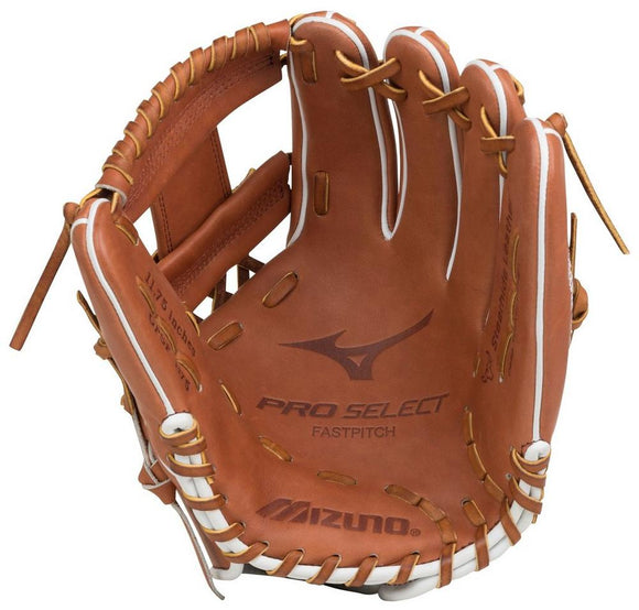 GW-RTP-RS: MIZUNO PRO SELECT FASTPITCH SOFTBALL GLOVE 11.75