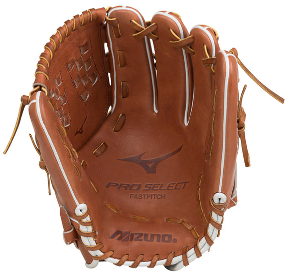 GW-RTP: Mizuno PRO SELECT FASTPITCH SOFTBALL GLOVE 12.5
