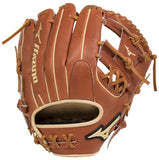 "GW-RTP: Mizuno Pro Select Infield Baseball Glove 11.5"" - Shallow Pocket-GloveWhisperer, Inc"