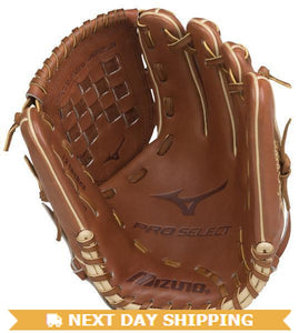 "GW-RTP-RS: Mizuno PRO SELECT PITCHER BASEBALL GLOVE 12""-GloveWhisperer, Inc"