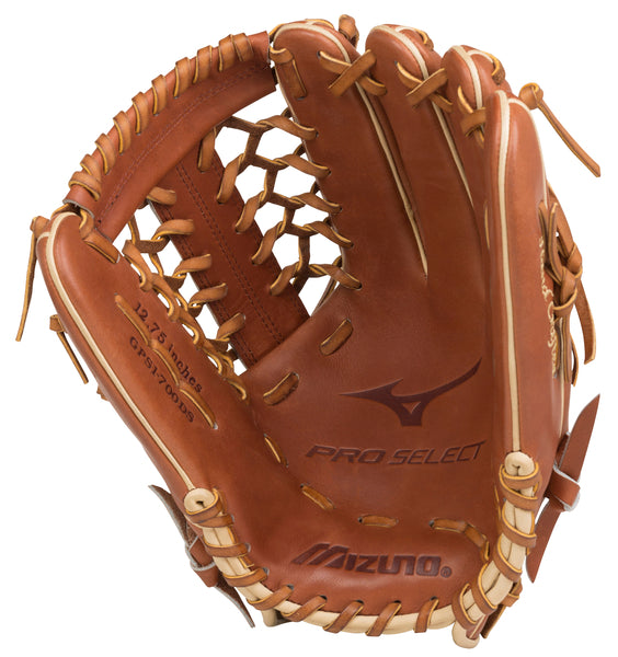 GW-RTP: Mizuno PRO SELECT OUTFIELD BASEBALL GLOVE 12.75