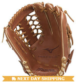 "GW-RTP-RS: Mizuno PRO SELECT OUTFIELD BASEBALL GLOVE 12.75""-GloveWhisperer, Inc"