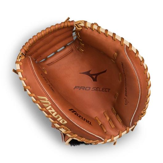 GW-RTP: Mizuno PRO SELECT BASEBALL CATCHER'S MITT 33.5