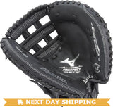 "GW-RTP-RS: Mizuno Prospect Series Youth Fastpitch Catcher's Mitt 32.5""-GloveWhisperer, Inc"