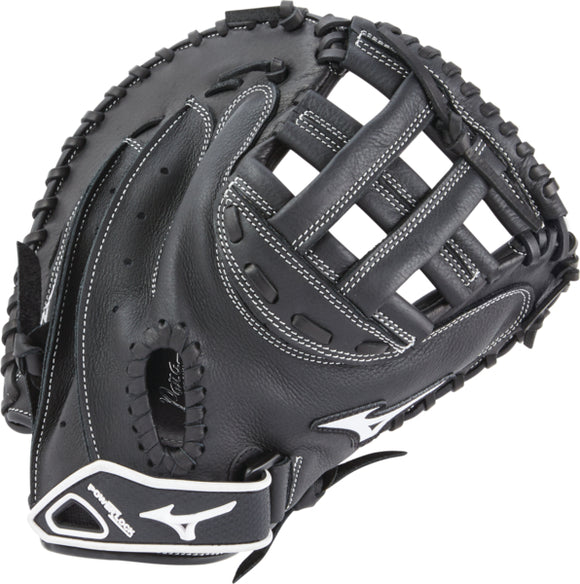 GW-RTP: Mizuno Prospect Series Youth Fastpitch Catcher's Mitt 32.5