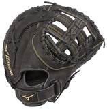 "GW-RTP: Mizuno MVP PRIME FP SOFTBALL FIRST BASE MITT 13""-GloveWhisperer, Inc"