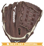 "GW-RTP: Mizuno Franchise Series Slowpitch Softball Glove 12.5""-GloveWhisperer, Inc"