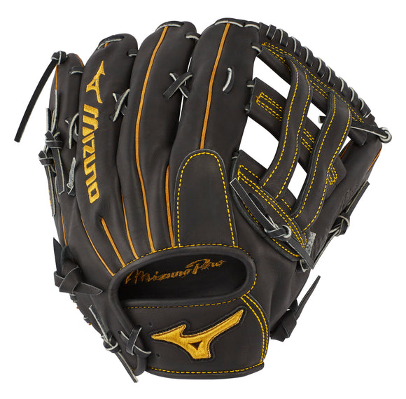 GW-RTP-RS: MIZUNO PRO OUTFIELD BASEBALL GLOVE 12.75