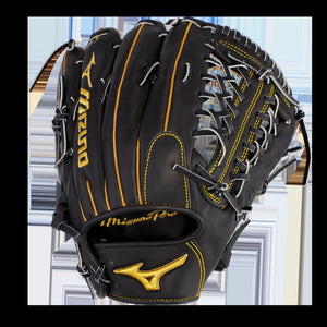 "GW-RTP: MIZUNO PRO OUTFIELD BASEBALL GLOVE 12.75"" - DEEP POCKET-GloveWhisperer, Inc"