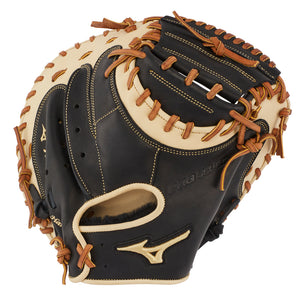 "GW-RTP-RS: MIZUNO PRO SELECT BASEBALL CATCHER'S MITT 33.5""-GloveWhisperer, Inc"