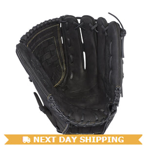 "GW-RTP-RS: Mizuno MVP Prime Fastpitch Softball Glove 13"" Black-GloveWhisperer, Inc"
