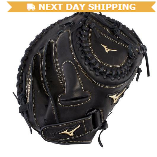 GW-RTP-RS: Mizuno MVP PRIME FASTPITCH SOFTBALL CATCHER'S MITT 34