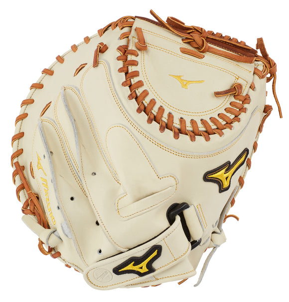 GW-RTP: MIZUNO CLASSIC SERIES FASTPITCH SOFTBALL CATCHER'S MITT 34.5