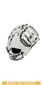 "GW-RTP: Mizuno MVP PRIME FASTPITCH SOFTBALL FIRST BASE MITT 13""-GloveWhisperer, Inc"