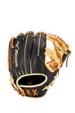 "GW-RTP-RS: Mizuno Pro Select Infield Baseball Glove 11.75"" - Shallow Pocket BCK-TAN-GloveWhisperer, Inc"