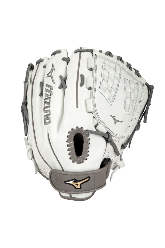 GW-RTP-RS: MIZUNO PRIME ELITE OUTFIELD/PITCHER FASTPITCH SOFTBALL GLOVE 12.5