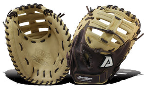 GW-RTP: Akadema 34 INCH PRAYING MANTIS PATTERN, DOUBLE T-WEB, DEEP POCKET DESIGNED FOR SOFTBALL CATCHER-GloveWhisperer, Inc