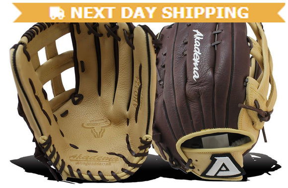 GW-RTP-RS: Akadema AHO 224 13 INCH PATTERN, H-WEB, DEEP POCKET. BASEBALL/ SOFTBALL-GloveWhisperer, Inc