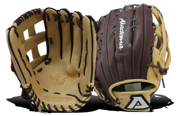 GW-RTP: Akadema AHO 224 13 INCH PATTERN, H-WEB, DEEP POCKET. FOR BASEBALL AND SOFTBALL RHT/LHT-GloveWhisperer, Inc