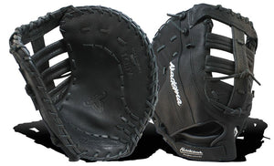 "GW_RTP_RS : Akadema 12.5"" PATTERN, SINGLE-POST DOUBLE-T WEB. FP 1ST BASEMAN. – RHT-GloveWhisperer, Inc"
