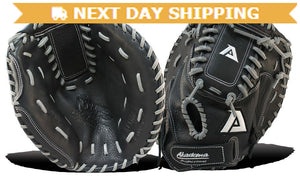 GW-RTP-RS: Akadema 34 INCH PRAYING MANTIS PATTERN, SPIRAL-LOCK WEB, STRESS WEDGE, FP CATCHER-GloveWhisperer, Inc