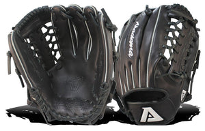 GW-RTP: Akadema 12 INCH PATTERN, MODIFIED TRAP WEB, MEDIUM POCKET. INFIELD/PITCHER-GloveWhisperer, Inc