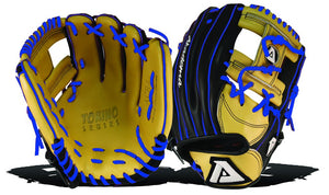 "GW-RTP: Akadema ATP 2: 11.5"" PATTERN, I-WEB - OPEN BACK AND MEDIUM POCKET.-GloveWhisperer, Inc"