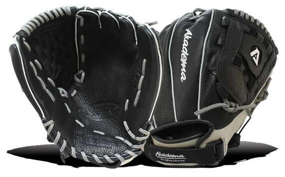 GW_RTP RAPID SHIP:: Akadema 12.5 INCH REPTILIAN PATTERN, B-HIVE WEB, USED FOR FASTPICH INFIELD.-GloveWhisperer, Inc