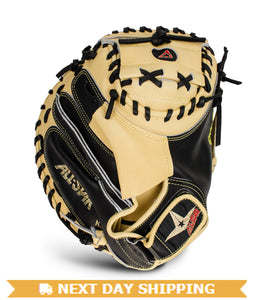 "GW-RTP_RS: All-Star Catcher's Mitt 33.5""-GloveWhisperer, Inc"