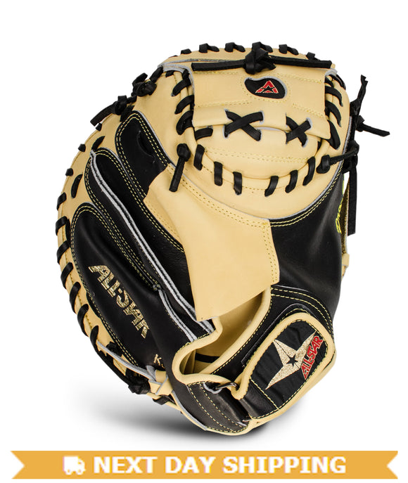 GW-RTP_RS: All-Star Catcher's Mitt 33.5