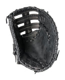 "GW- RTP_RS: All-Star S7™ FIRSTBASE: FGAS-1300 13.00"" Pro Trap Firstbase Mitt Black-GloveWhisperer, Inc"