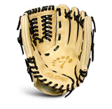 "GW-RTP_RS: All-Star System 7 11.75"" Pitcher/Infield Glove Tan-GloveWhisperer, Inc"