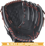 GW-RTP-RS: Rawlings Gamer FP Softball GSB120 • 12˝ • Basket-Web®-GloveWhisperer, Inc