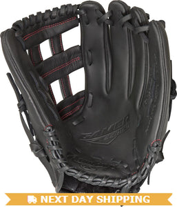 GW-RTP-RS: Rawlings Gamer - Youth Pro Taper Fit GYPT6-6B • 12˝ • Pro H™ web-GloveWhisperer, Inc