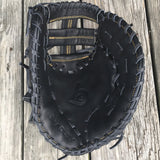 "GW-RTP: Bradley 11.75"" 1B Mitt, Igniter Series Black Label (Black)-GloveWhisperer, Inc"