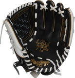 GW-RTP-RS: Rawlings HOH Softball • PRO120SB-3BW • 12˝ Softball pattern • Basket-Web® • Custom fit-GloveWhisperer, Inc