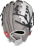 GW-RTP_RS: Rawlings HOH SB• PRO125SB-18GW • 12.5˝ FP • Basket-Web® • Custom fit-GloveWhisperer, Inc