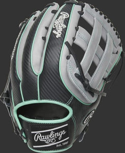 GW-RTP_RS: Rawlings 2021 Heart of the Hide 12.75 Hyper Shell Outfield Glove-GloveWhisperer, Inc