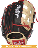 GW-RTP-RS: Rawlings Heart of the Hide Bryce Harper 13 in Game Day Outfield Glove-GloveWhisperer, Inc