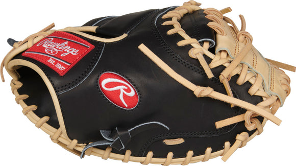 GW-RTP: Rawlings HOH Baseball • PRORCM33-23BC-R2G Series 33 in Catcher's Mitt-GloveWhisperer, Inc