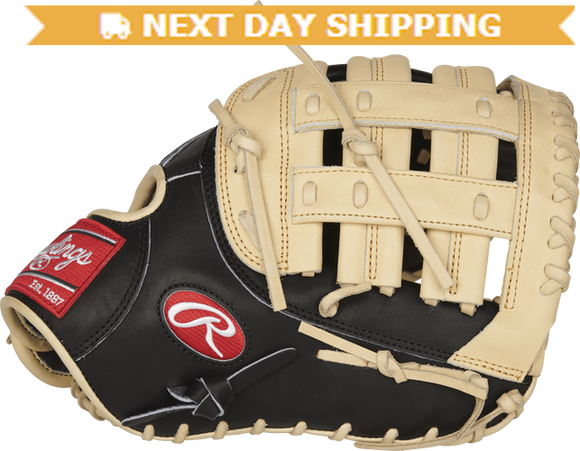 GW-RTP-RS: RAWLINGS HEART OF THE HIDE R2G SERIES 12.5 IN 1ST BASE MITT-GloveWhisperer, Inc