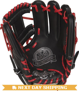 GW-RTP-RS: Rawlings Pro Preferred Francisco Lindor 11.75 in Game Day Infield Glove-GloveWhisperer, Inc