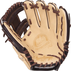 GW-RTP-RS: RAWLINGS PRO PREFERRED 11.5 IN INFIELD GLOVE-GloveWhisperer, Inc