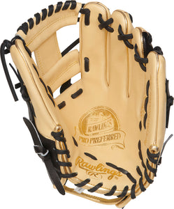 GW-RTP-RS: RAWLINGS PRO PREFERRED 11.75 IN INFIELD GLOVE-GloveWhisperer, Inc