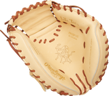 "GW-RTP_RS: Rawlings HOH Salvador Perez Glove • 32.5""catcher's mitt • 1-piece solid web - RHT-GloveWhisperer, Inc"