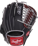 GW-RTP: Rawlings 2019 R9 Series 11.75 in Infield/Pitcher Mod Trap Web, Regular Back-GloveWhisperer, Inc
