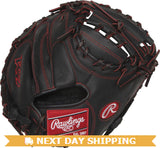 GW-RTP-RS: Rawlings R9YPTCM32B 1-Piece Solid Web, Conventional Back-GloveWhisperer, Inc
